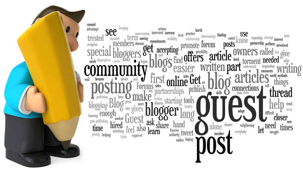 Major benefits of guest posting